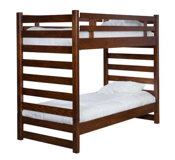 amish bunk bed