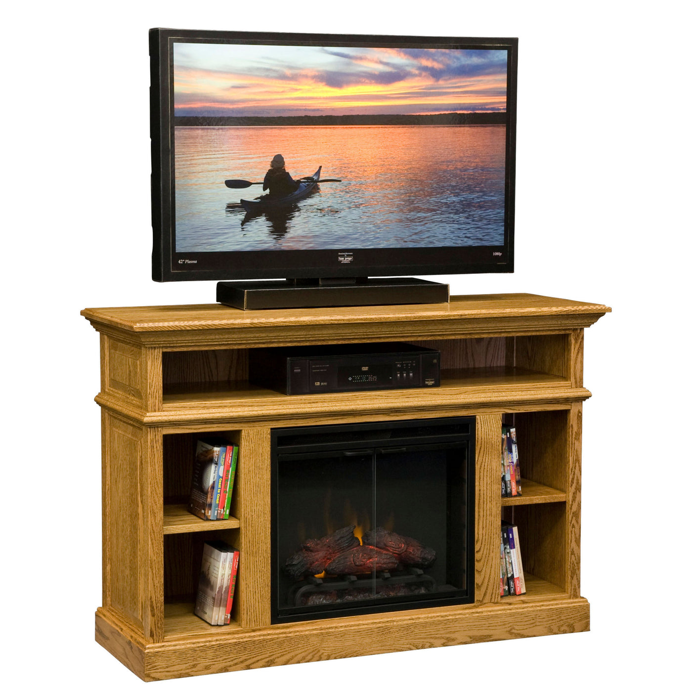 DN Fireplace TV Console