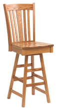 Amish  Swivel Bar stool