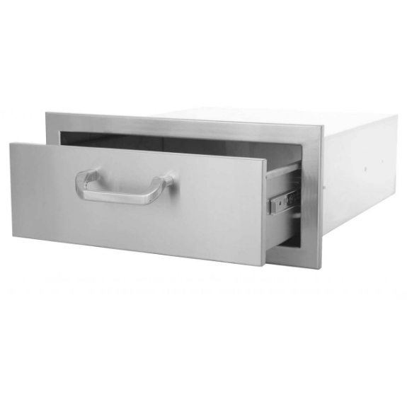 EPIC 260 Series 20-Inch Stainless Steel Single Access Drawer