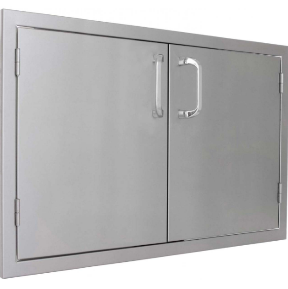 EPIC 260 Series 42-Inch Stainless Steel Double Access Door