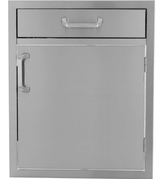 EPIC 260 Series 21-Inch Stainless Steel Door & Drawer Combo