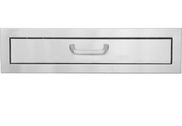 EPIC 260 Series 30-Inch Stainless Steel Single Access Drawer