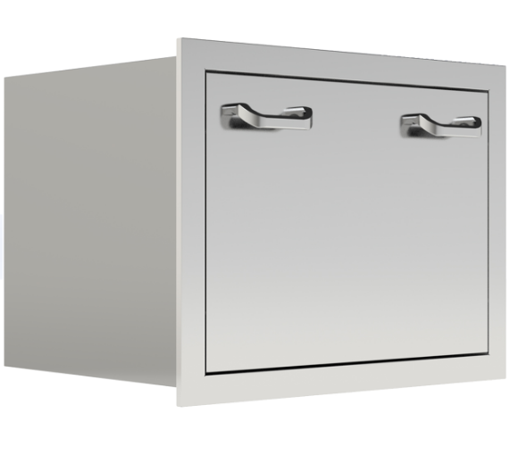 EPIC 260 Series 29-Inch Stainless Steel Fully Insulated Ice Drawer