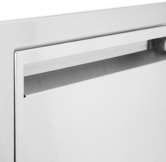 EPIC 350 Series 27-Inch Stainless Steel Double Access Door