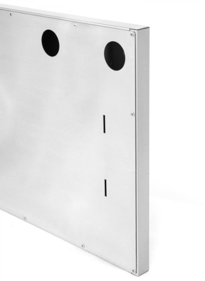 EPIC 350H Series 30-Inch Stainless Steel Double Access Door