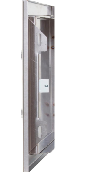 EPIC 260 Series 14-Inch Stainless Steel Right-Hinged Single Access Vertical Door