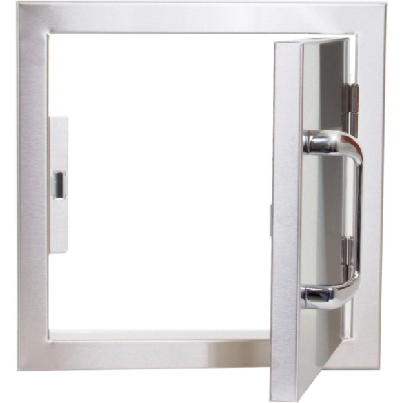 EPIC 260 Series 12-Inch Stainless Steel Single Access Door