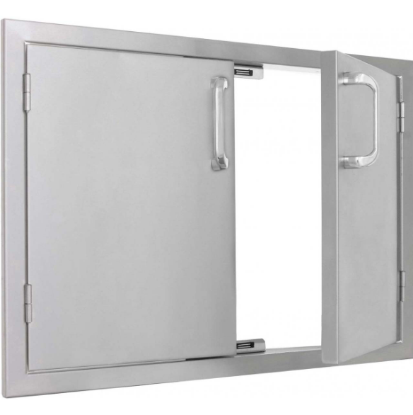 EPIC 260 Series 36-Inch Stainless Steel Double Access Door