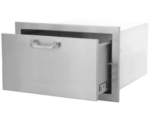 EPIC 260 Series 31-Inch Stainless Steel Single Access Drawer