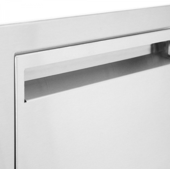 EPIC 350 Series 30-Inch Stainless Steel Single Door and Double Drawer Combo