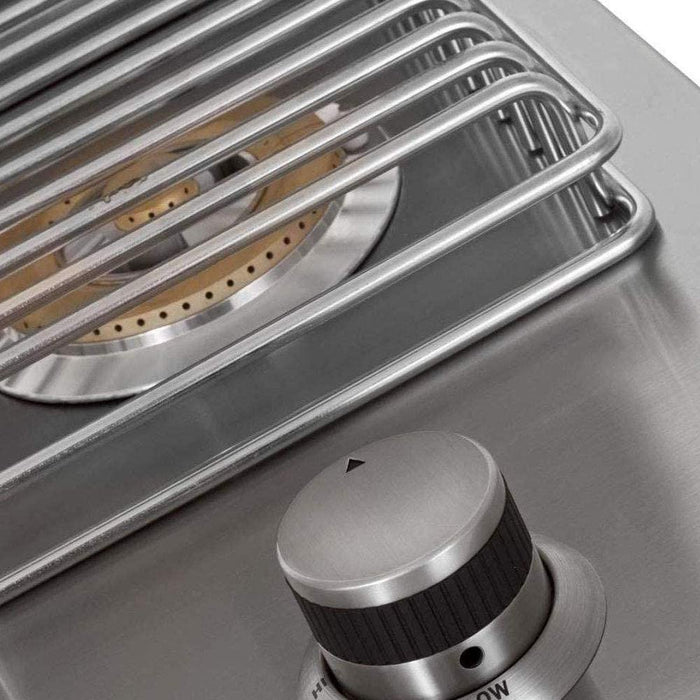 Blaze Stainless Steel Drop-In Natural Gas Single Side Burner