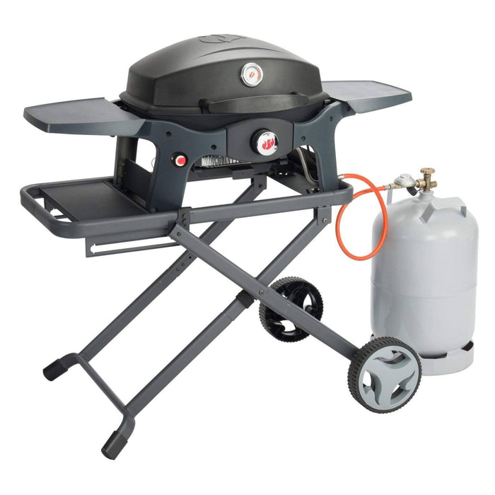 Landmann Pantera Series Portable Folding Cart Gas Grill