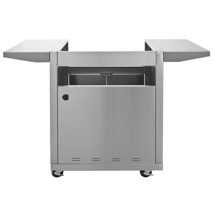 Blaze 25-Inch Cart For 3-Burner Grill, Cart Only