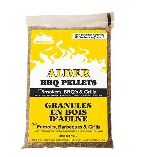 Smokehouse BBQ Pellets