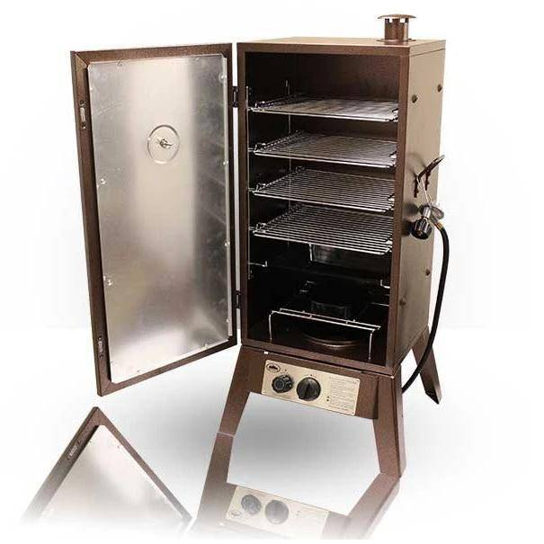 Smokehouse Gas Smoker Cooker