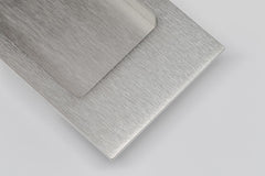 US32D : Satin Stainless Steel