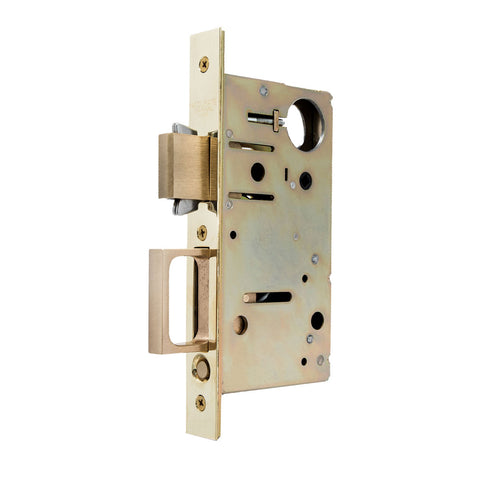 Picture of Accurate 2002 CPDL Combination Pocket Door Lock & Edge Pull