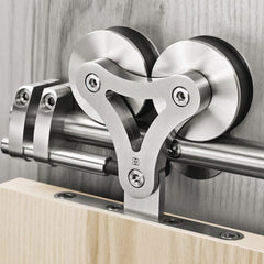 Duplex S ST.1017.DS Sliding Door Hardware