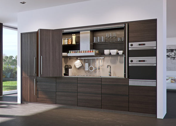Folding Kitchen Doors