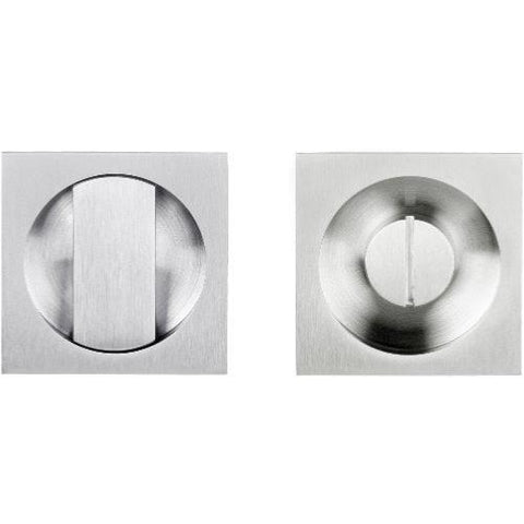 Picture of Formani LSQ54S Sliding WC Turn and Release Kit Satin Stainless Steel