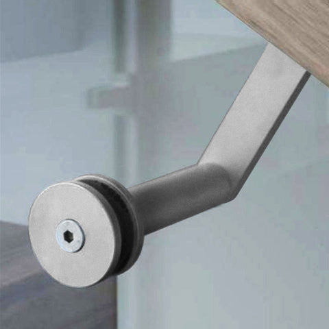 Picture of HB 512 Glass Mount for Handrail Brackets