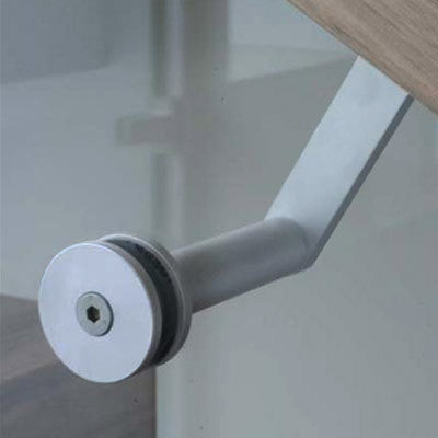 Picture of HB 502 Glass Mount for Handrail Brackets