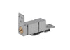 JNF Interior Cafe Spring Hinge Set - SQUARE PROFILE - IN.05.199