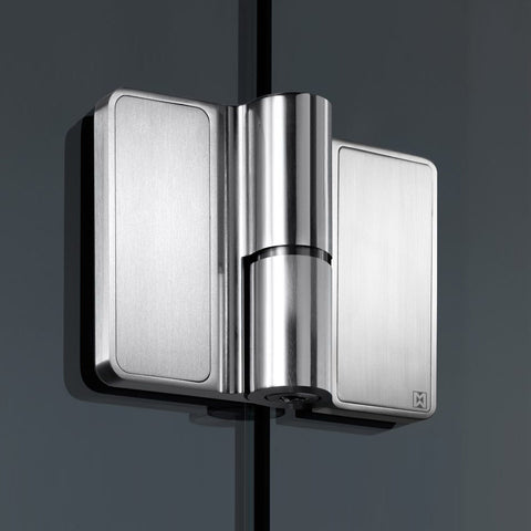 Picture of Spirit Shower Door Hinges - Glass Mounted