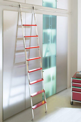 Picture of SL.6065.AK Telescopic Sliding Ladder