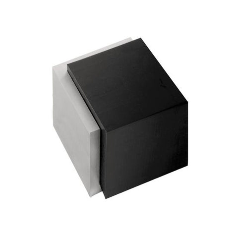 Picture of SQUARE LSQ46 Wall and Floor Mounted Door Stop