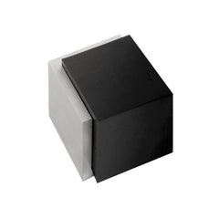 SQUARE LSQ46 Wall and Floor Mounted Door Stop