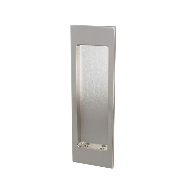 Accurate CS2002B Flush Door Pull  Blank / Passage