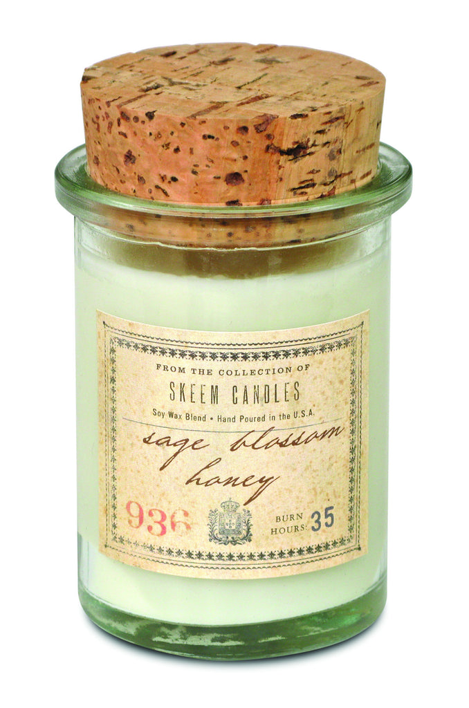 Sage Blossom Honey Soy Candle