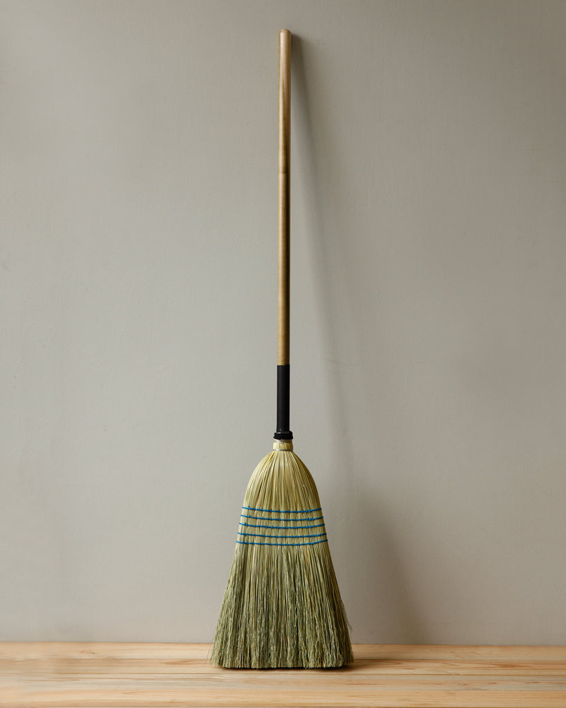Lostine natural barn broom usa