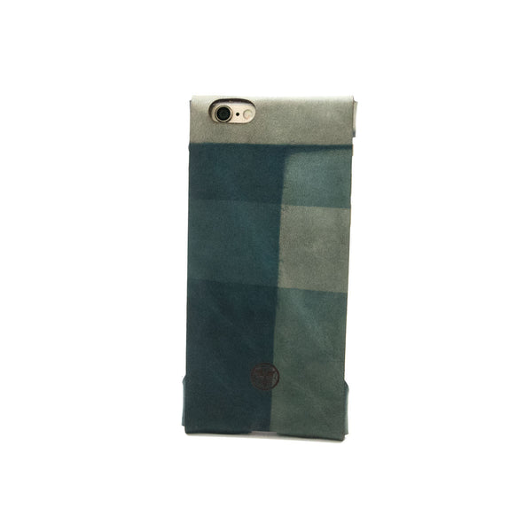 Buaisou x Teranishi | Indigo-Dyed Boro iPhone 6 Case