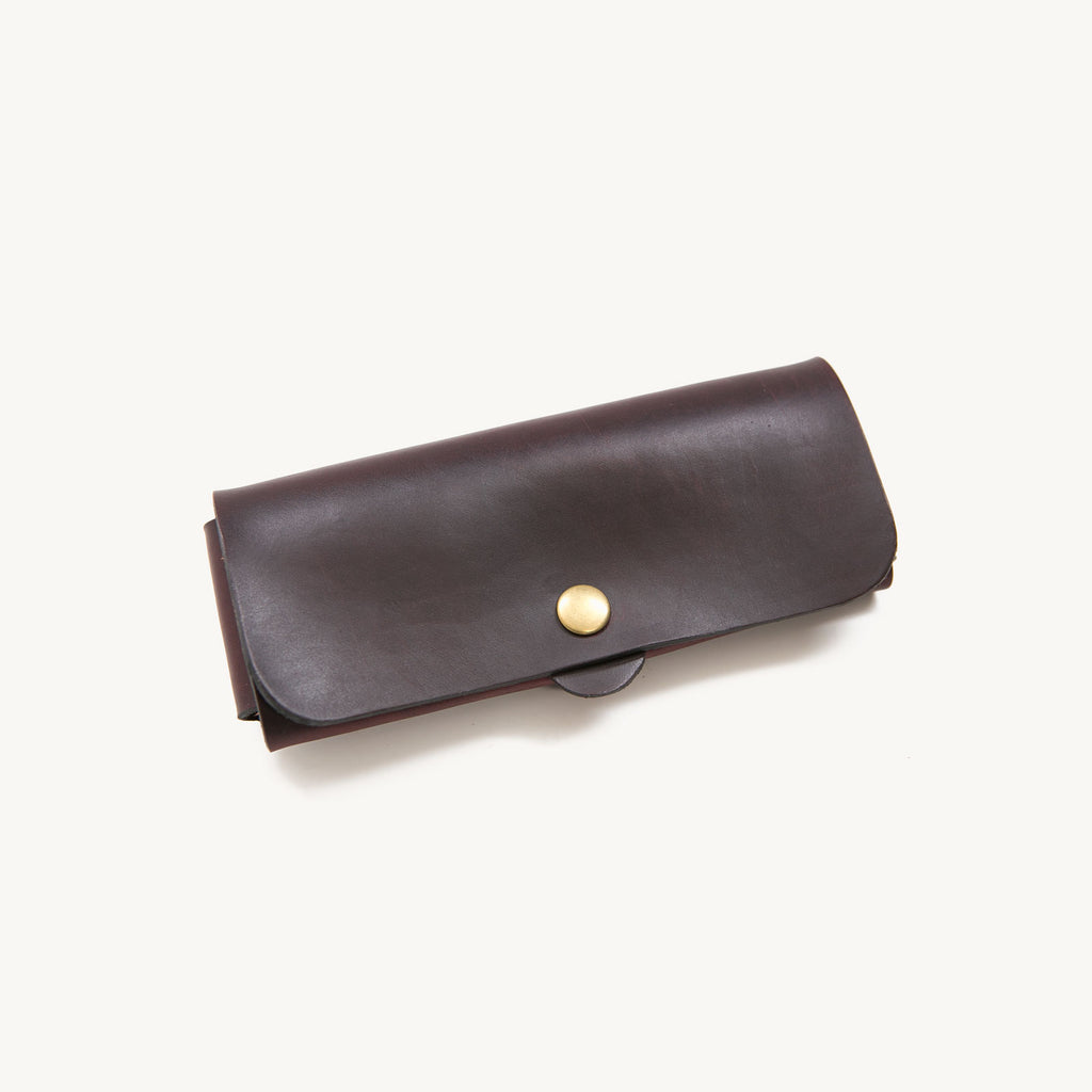 Glasses Case | Oxblood