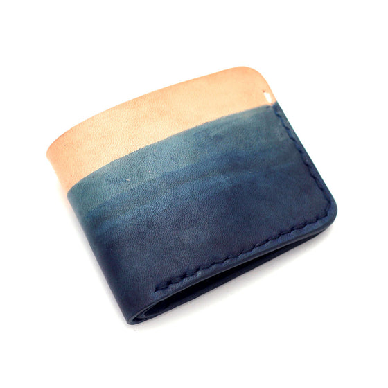 Indigo Collection | Gradient-Dyed Minimalist