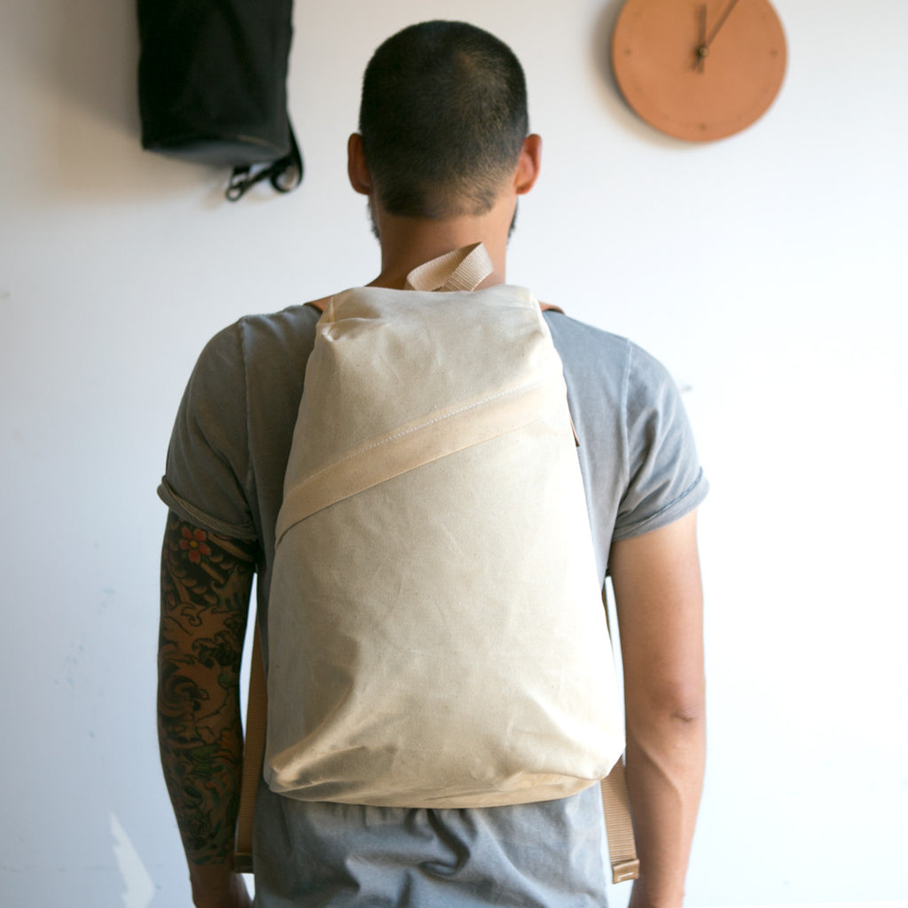 Hinge Pack | Natural Canvas