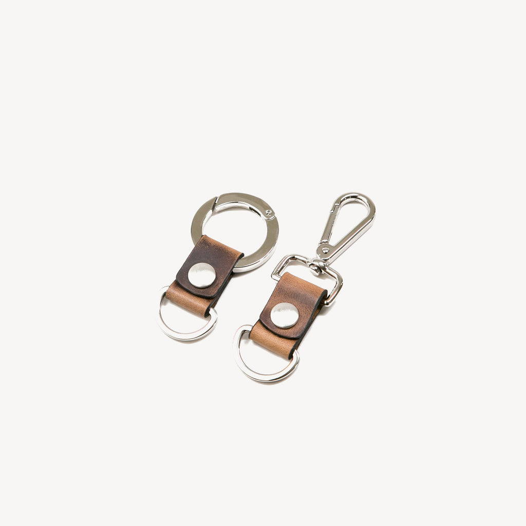 Key Clip | Natural Chromexcel