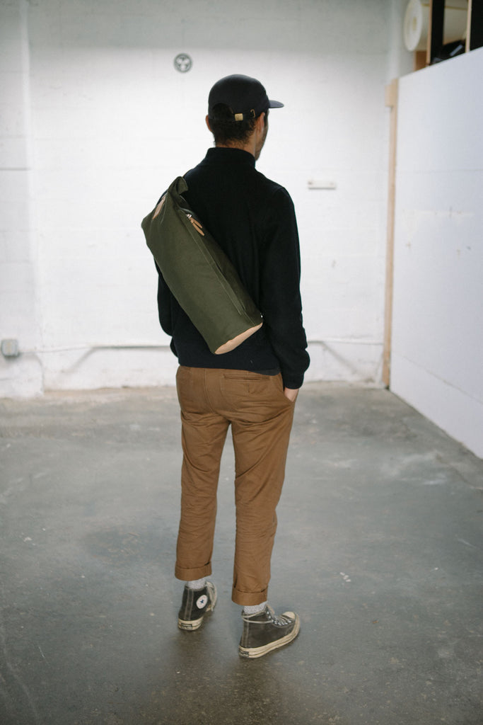 Excursion | Olive Drab