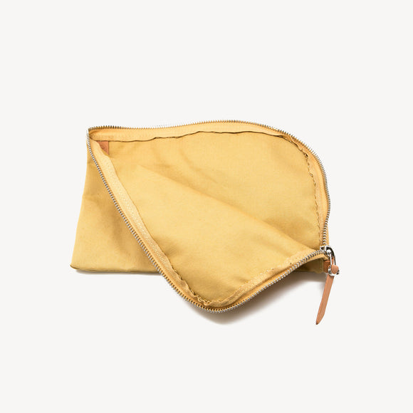 Zip Pouch | Wheat