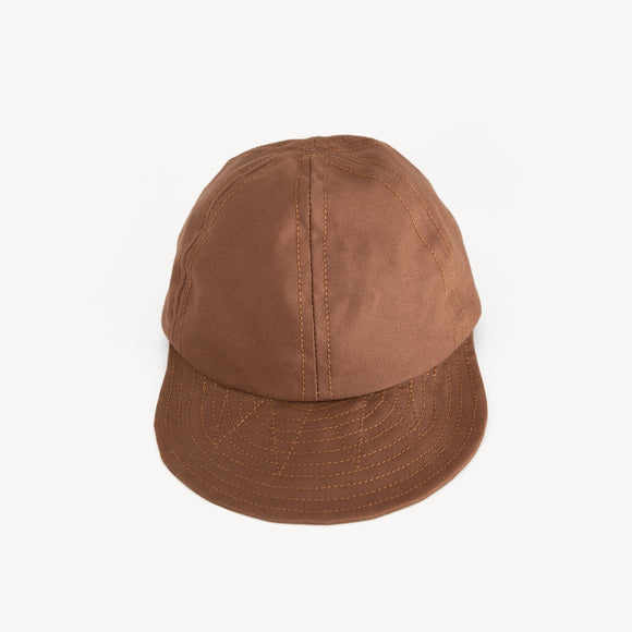 Nº018 - Type-A Cap | Chocolate