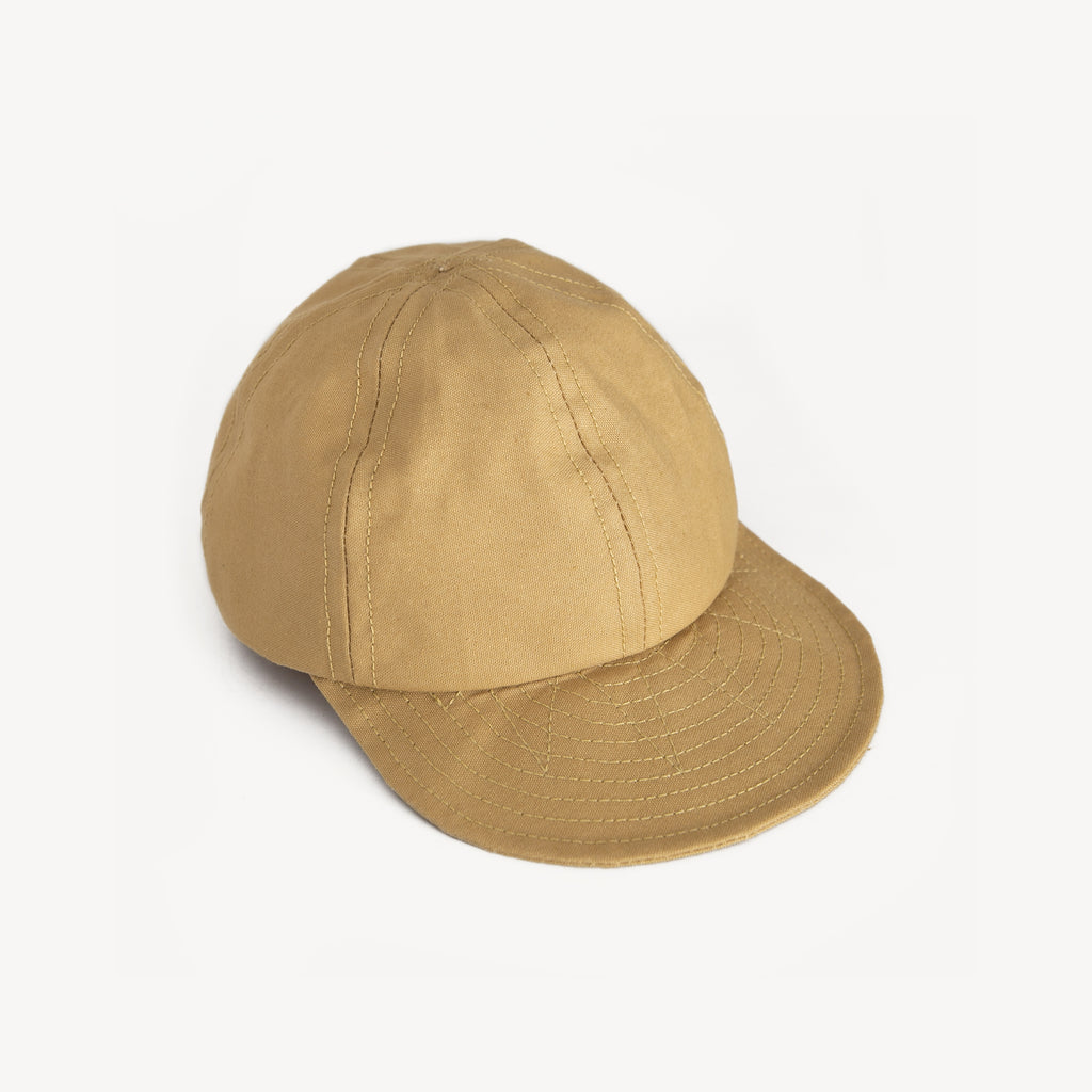 Nº018 - Type-A Cap | Wheat