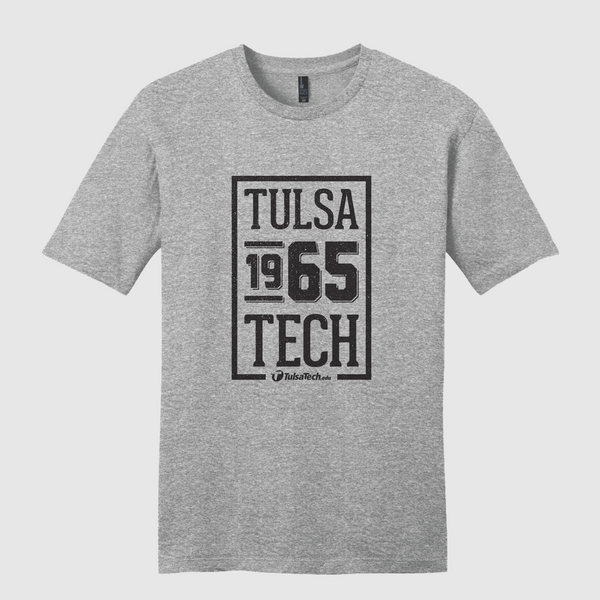 Tulsa Tech 65 Short Sleeve Tee