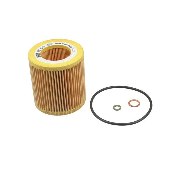 BMW N52, N54, N55 OEM Oil Filter Kit