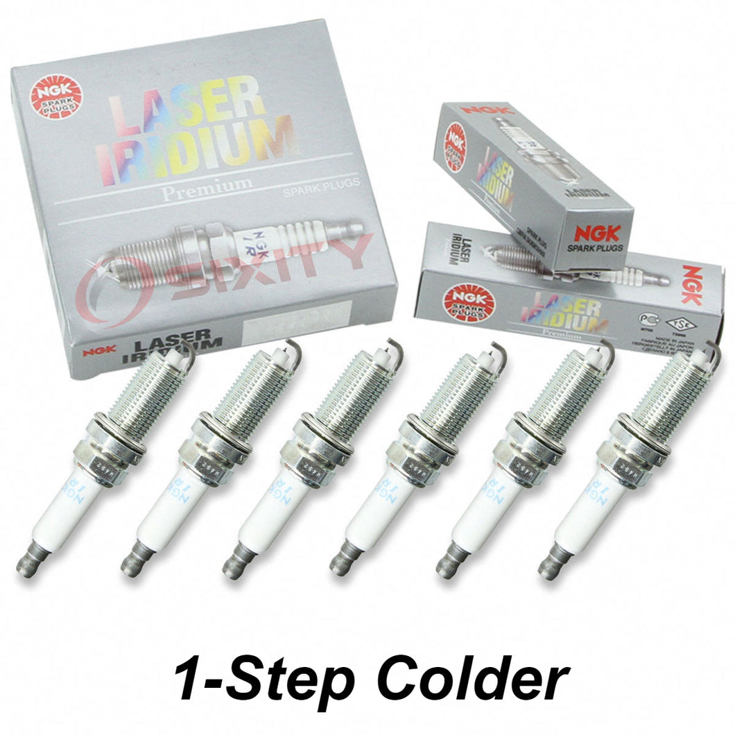 BMW N54 N55 1-Step Colder Spark Plugs