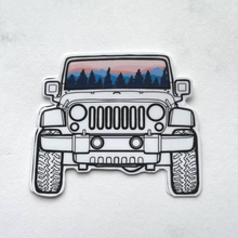 Load image into Gallery viewer, Jeep stickers