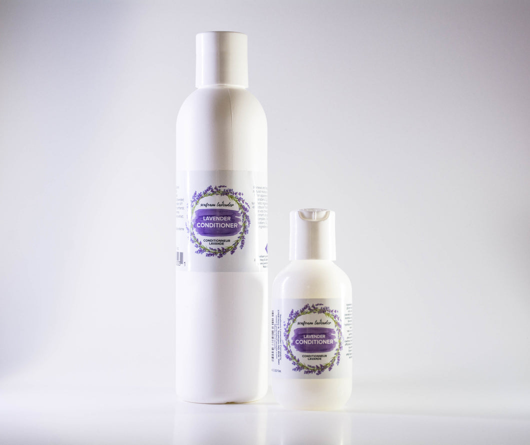Lavender Conditioner from Seafoam Lavender