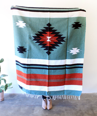 Agave Diamond Blanket